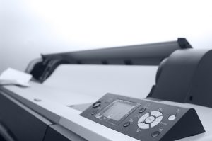 picture of plotter printer